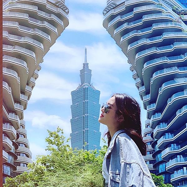 Tòa nhà xoắn quẩy - điểm check in mới ở Đài Bắc - 1