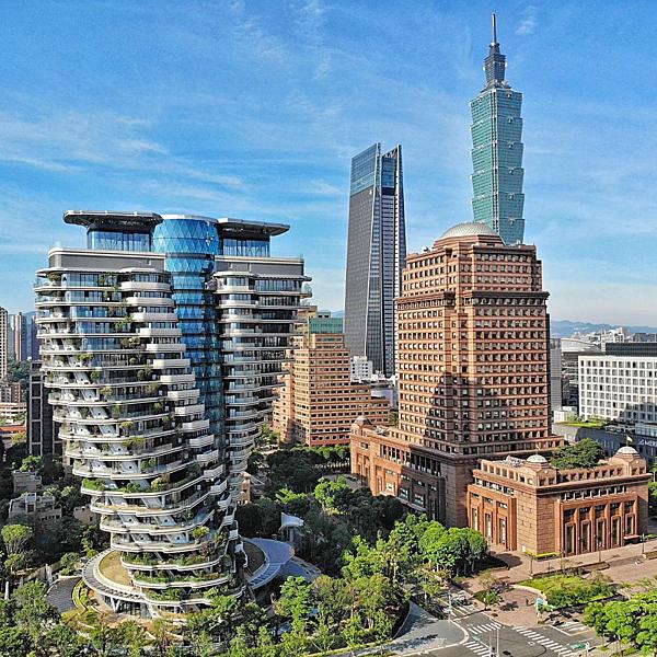Tòa nhà xoắn quẩy - điểm check in mới ở Đài Bắc - 7