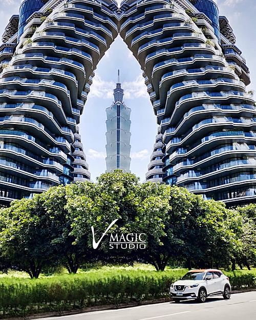 Tòa nhà xoắn quẩy - điểm check in mới ở Đài Bắc - 5