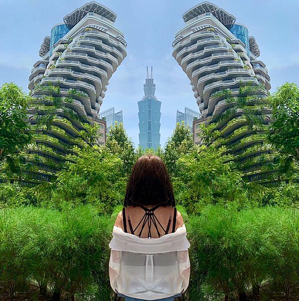 Tòa nhà xoắn quẩy - điểm check in mới ở Đài Bắc - 6