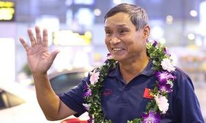 Ông Chung: 'Chủ tịch Liên đoàn bóng đá Thái ngã ngửa trong phòng VIP'