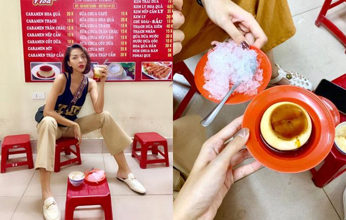 món tủ thèm rớt nước miếng ở Hà Nội của Kỳ Duyên - Minh Triệu - 9