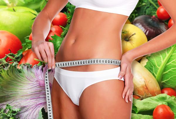Ăn nhiều rau củ xanh và đỏ giúp kích thích hormone leptin.