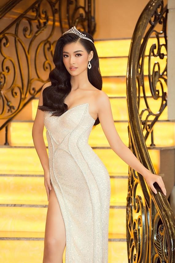 Á hậu 1 Miss World VN 2019 Kiều Loan chuẩn bị dự thi Hoa hậu Hoà bình Quốc tế 2019.