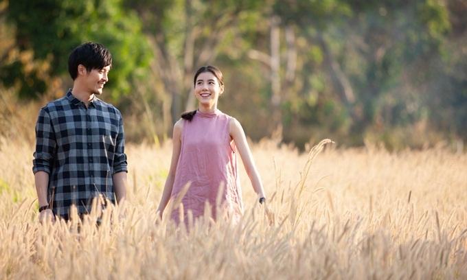 Esther Supreeleela xinh xắn trong phim Thách yêu 2 năm.