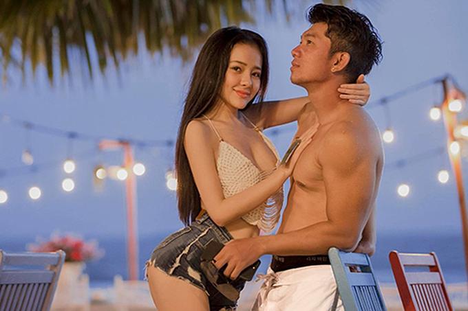 Lương Bằng Quang gây chú ý với mối tình chú cháu với Ngân 98.