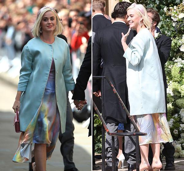 Katy Perry và Orlando Bloom dự cưới bạn thân - 2