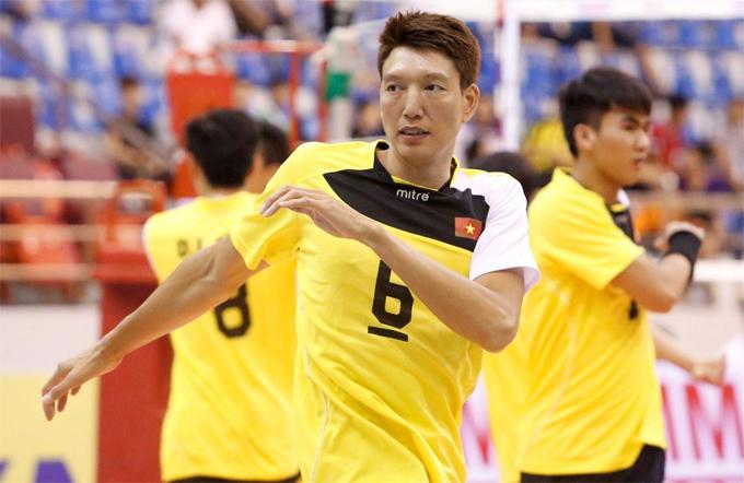 Ngô Văn Kiều từng tỏa sáng ở giải vô địch Indonesia.