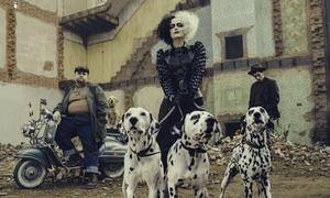 Emma Stone đóng phù thủy trộm '101 chú chó đốm'