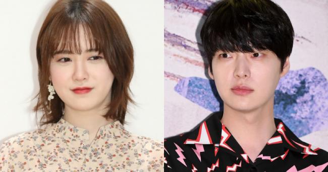 Goo Hye Sun và Ahn Jae Hyun vẫn chưa chính thức ly dị ra tòa.