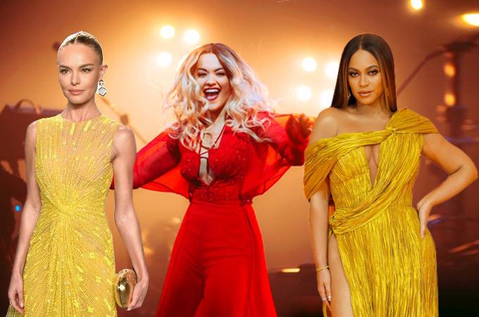 Sau khi  giới thiệu bộ sưu tâp ở New York Fashion Week vào tháng 2/2019, các thiết kế của Công Trí được nhiều ngôi sao thế giới yêu thích. Nổi bật trong đó là Kate Bosworth, Rita Ora,Beyoncé (từ trái qua phải)