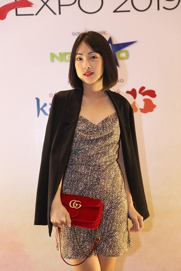 Xuất hiện tại họp báo Triển lãm làm đẹp Ngoisao Beauty Expo 2019 do Báo Ngoisao.net tổ chức ngày 3/9, Misoa cho biết cô hy vọng sự kiện lần này sẽ giúp cô tìm được những nhãn hàng làm đẹp uy tín, phù hợp với loại da cũng như phong cách cá nhân. Bên cạnh đó, cô cũng mong muốn cập nhật thêm những sản phẩm mới, đột phá trong công nghệ làm đẹp. Gặp gỡ, giao lưu với nhiều beauty blogger khác, có chung sở thích, yêu làm đẹp, Misoa đượcchia sẻ về những kinh nghiệm làm đẹp và học hỏi thêm những bí quyết mới. Thể hiện cá tính thông qua cách trang điểm, trang phục, phụ kiện cũng là một yếu tố chương trình mang lại thu hút cô.