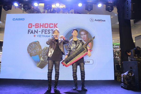 G-SHOCK FAN FESTA – BÙNG NỔ ĐAM MÊ DẤU ẤN CỦA MỘT HÀNH TRÌNH HUYỀN THOẠI -  xin edit - 2