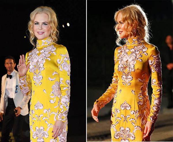 Nữ diễn viên Nicole Kidman.