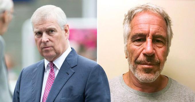 Hoàng tử Andrew thừa nhận sai lầm khi đã gặp và giao lưu với tỷ phú Epstein sau khi ông này ra tù vào năm 2010. Ảnh: Rex/ Reuters.