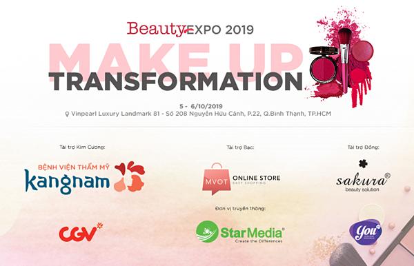 Mở bán booth tại Ngoisao Beauty Expo 2019 - 2