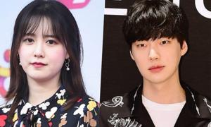 Goo Hye Sun tố cáo chồng ngoại tình