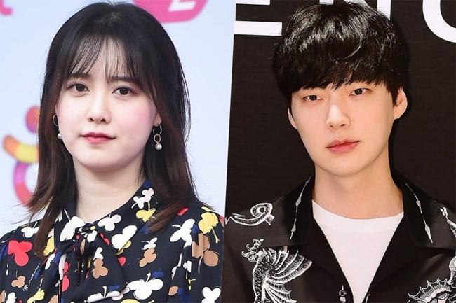 Goo Hye Sun buộc tội chồng ngoại tình.