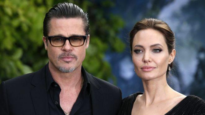 Brad Pitt và Angelina Jolie ly hôn năm 2016, sau 2 năm kết hôn và 9 năm hẹn hò.
