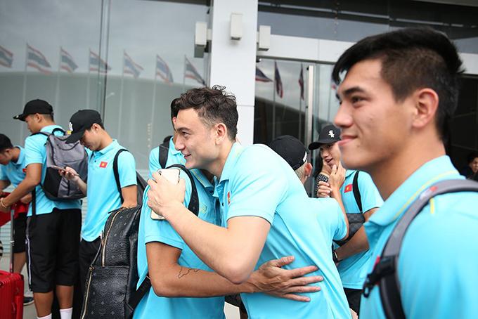 Thủ thành của CLB Muangthong United thi đấu tốt, góp công giúp tuyển Việt Nam giữ sạch lưới trước Thái Lan tối 5/9.