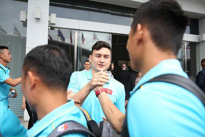 Trận hòa 0-0 trên sân của Thái Lan được coi là kết quả thành công với tuyển Việt Nam. Chủ nhà Thái Lan có phần áp đảo khiến Văn Lâm và các đồng đội phải hoạt động vất vả.