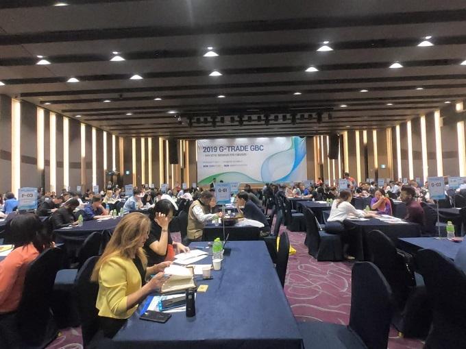 Sự kiện thu hút hàng loạt doanh nghiệp Hàn Quốc lẫn quốc tế ở nhiều lĩnh vực khác nhau: mỹ phẩm, thực phẩm, đồ gia dụng, thiết bị điện, điện tử...