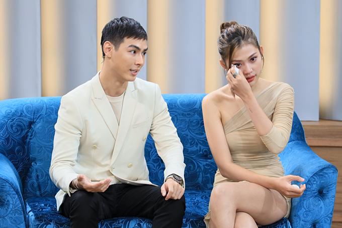 Chúng Huyền Thanh và Jay Quân chia sẻ nhiều điều chưa từng nóivới đối phương khi tham gia talkshow Mảnh Ghép Hoàn Hảo phát sóng trên kênh VTV9 lúc 21h35 Chủ nhật (8/9).