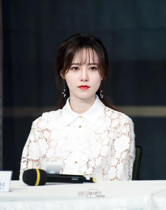Goo Hye Sun liên tục đưa ra những phát ngôn cảm tính, thiếu bằng chứng, khiến khán giả dần thiếu thiện cảm.