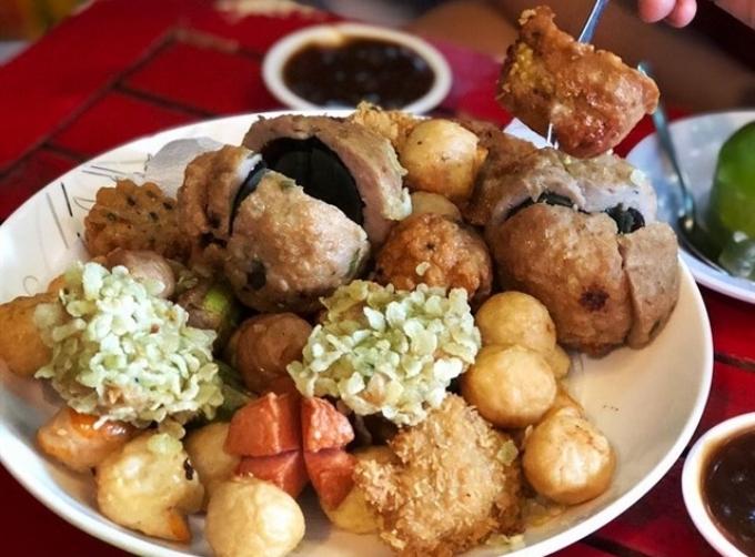 Địa chỉ cuối tuần: Quán cá viên chiên ở Sài Gòn