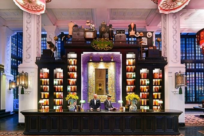 Trang báo Mỹ miêu tả khách sạn giống như một cung điện châu Âu sang trọng đầu thế kỷ XX.