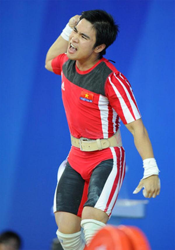 Hoàng Anh Tuấn từng giành HC bạc Olympic.