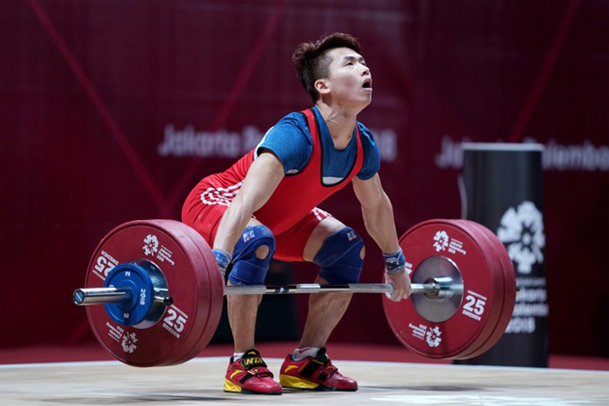 Trịnh Văn Vinh là trường hợp mới nhất dính doping của thể thao Việt Nam.