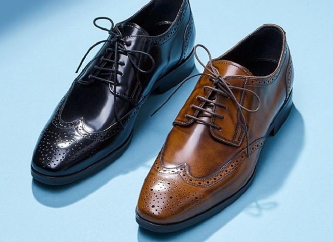 Justin Tam đã rất bất ngờ khi thấy đôi giày được tô màu lại. Ảnh minh họa.