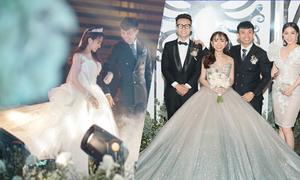 Ái nữ nhà Minh 'Nhựa' chi 1,1 tỷ đồng cho váy cưới