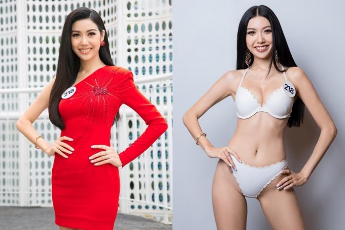 Trong hai thi sơ khảo phía Nam, người đẹp Phạm Hồng Thúy Vân là nhân tố thu hút truyền thông vì cô tạm gác lại danh hiệu Á hậu 3 Miss International 2015 để tiếp tục dự thi nhan sắc. Với kinh nghiệm hoạt động showbiz lâu năm, Thúy Vân biết cách làm nổi bật bản thân từ đầu tư ngoại hình, cách tạo dáng đến giao tiếp lưu loát. Hình thể của cô ở mức khá: chiều cao 1,72m, số đo 82-60-90. Hiện Thúy Vân được đánh giá là ứng viên hàng đầu cho vương miện Hoa hậu Hoàn vũ Việt Nam 2019.