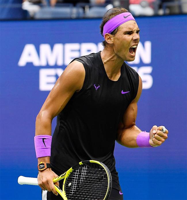 Nadal lần thứ tư vô địch Mỹ mở rộng sau trận chung kết kéo dài gần 5 giờ. Ảnh: USA Today.