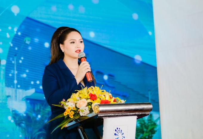 Bà Đỗ Việt Hương – TGĐ Việt Hương Group chia sẻ về quyết định thành lập Nhà máy Kanna.