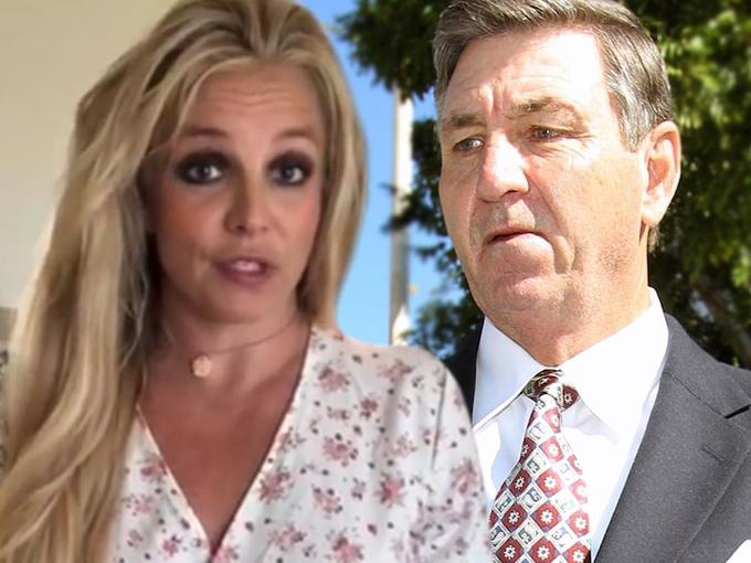 Britney chịu sự giám hộ của bố từ năm 2008 đến nay.