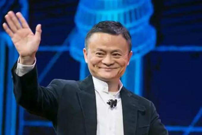 Jack Ma được mệnh danh là đại sứ quốc tế của Alibaba. Ảnh: SCMP.