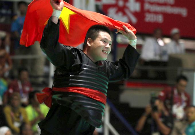 Nguyễn Văn Trí là đương kim vô địch SEA Games.