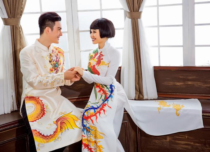 Photo: Bảo Lê. Make-up & làm tóc: Vương Khiêm.