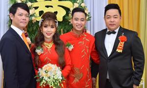 Quang Lê cưới vợ cho con trai nuôi