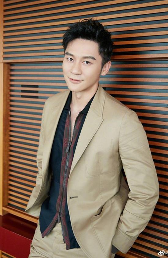 Hình ảnh mới nhất của nam diễn viên Lý Thần.