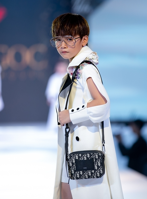 Cao Hữu Nhật, mẫu nhí từng gây chú ý khi cover MV Em gái mưa của ca sĩ Hương Tràm.