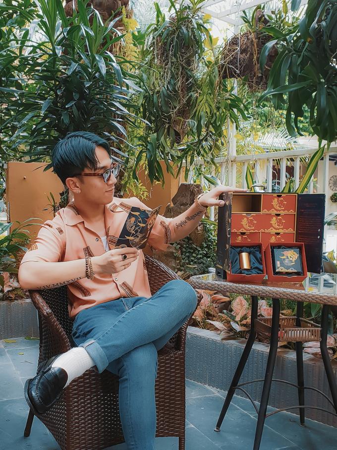 Sao Việt lựa chọn quà Trung thu - 5