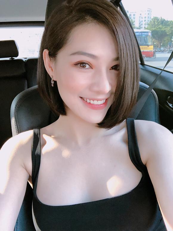 Lưu Đê Ly trước khi phẫu thuật thẩm mỹ.