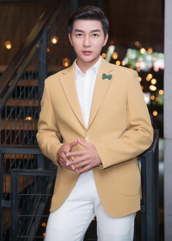 MC Nam Hee mặc bảnh baodẫn dắt event này.