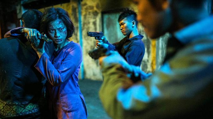 HK01 đăng tải nhiều hình ảnh của Ngô Thanh Vân trong phim Hai Phượng.
