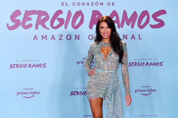 Sergio Ramos và Pilar Rubio công khai hẹn hò năm 2012