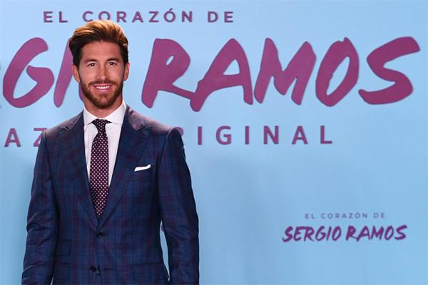 Sergio Ramos kể chuyện cưa đổ vợ hơn 8 tuổi - 3